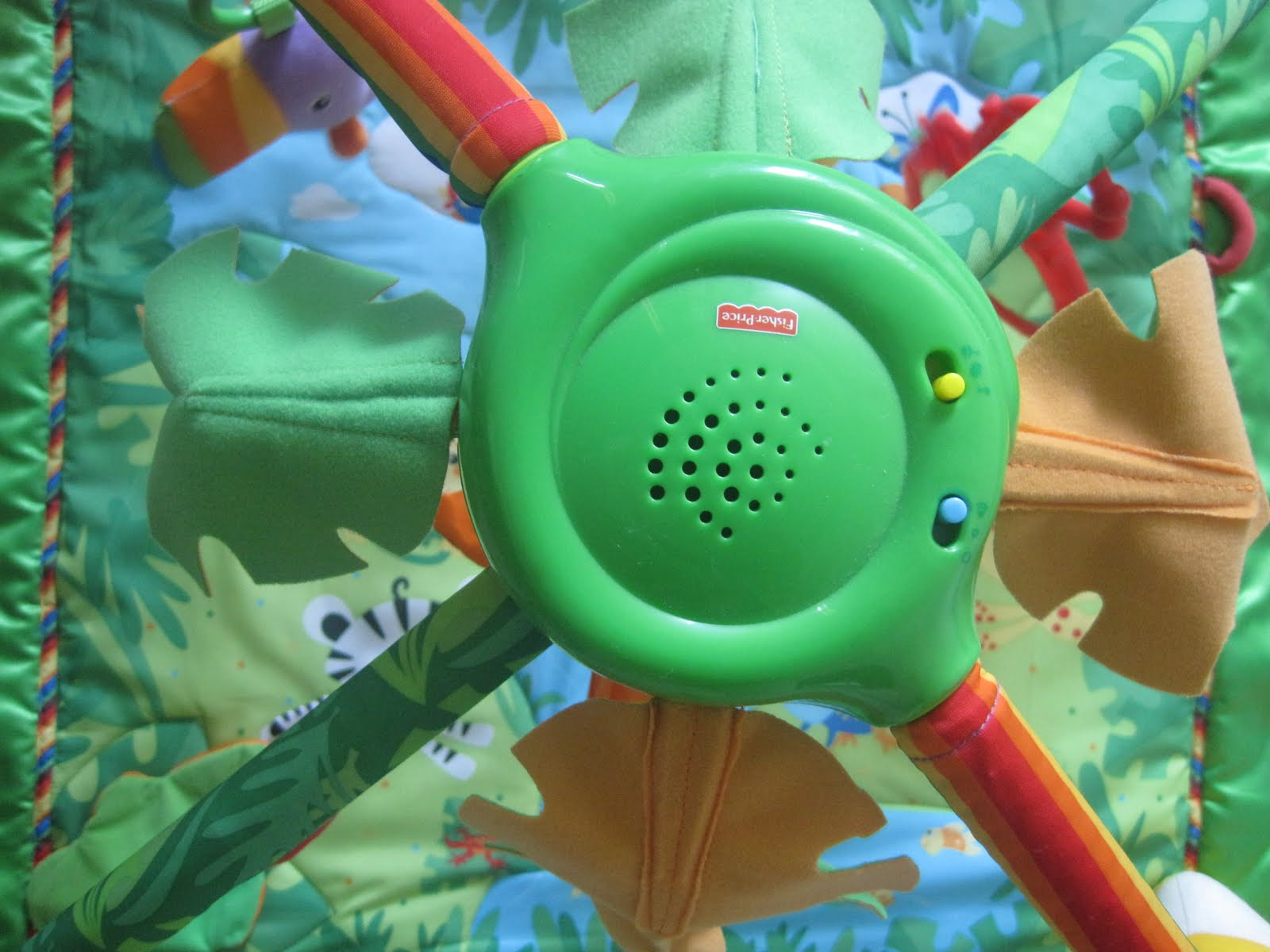 Supersellermom Fisher Price Rainforest Gym 25 00