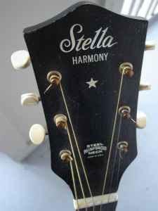craigslist vintage guitar hunt stella harmony acoustic in vancouver bc for 115. Black Bedroom Furniture Sets. Home Design Ideas