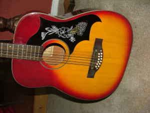 Craigslist Vintage Guitar Hunt Ventura Bruno 12 String W Case In La