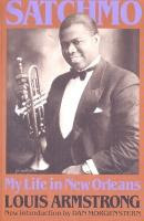 Book Cover - Satchmo: My Life In New Orleans