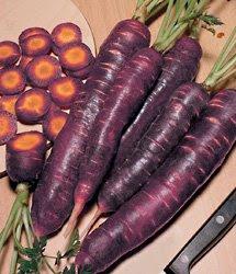 Purple Dragon Carrots