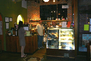 Monkeez Brew counter