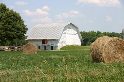 Kesler's barn in Rowan County