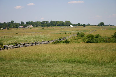 The Field At Gettysburg, PA