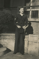 Jesse Helms in enlisted US Navy uniform
