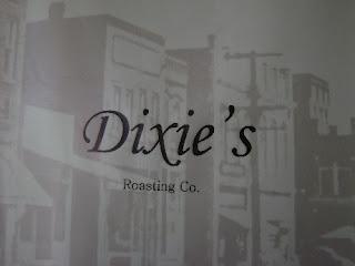Dixie's Coffee Roasters Logo