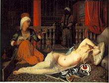 Odalisca y esclavo - Ingres