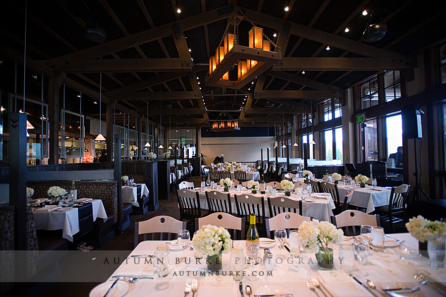 We Had The Honor Of Working With Kendra And Brandon To Plan Final Details Their Wedding At Seven S Restaurant In Breck Last August