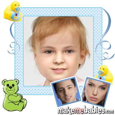 ¿como será la cara de vuestro hijo?