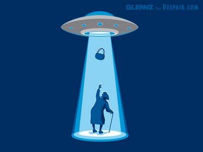 ladrones extraterrestres