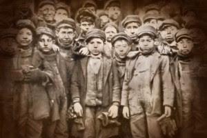 Trabajadores de una fábrica británica