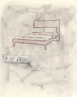 Erin Curry- bed drawing 2
