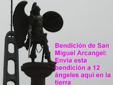 Bendición de San Miguel Arcangel