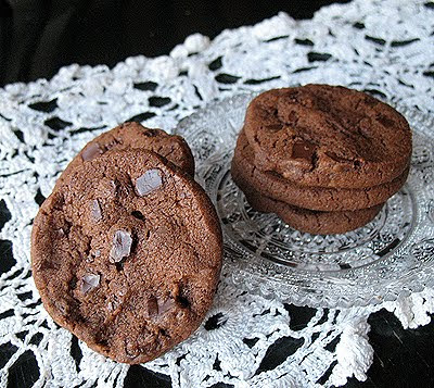 A photo of world peace cookies.
