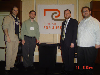 YCT represents at JFJ conference
