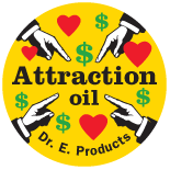 Dr  E 's Conjure Blog - Hoodoo at its best: Attraction Spells for