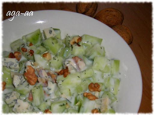 Mlechna salata