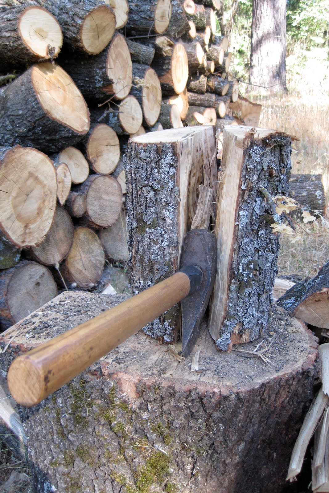 How To Wood Splitting Pdf Woodworking