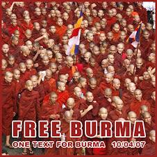 Libertad para Burma