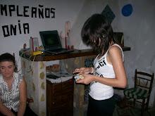 CUMPLE 18 AÑOS SONIA