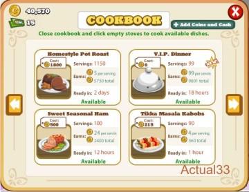 Zynga desarrolladores de juegos virtuales: Café World