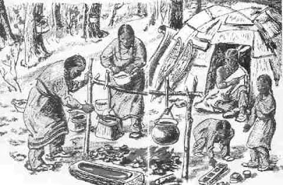 The Sugarmaker S Times Native Americans And The Legend Of