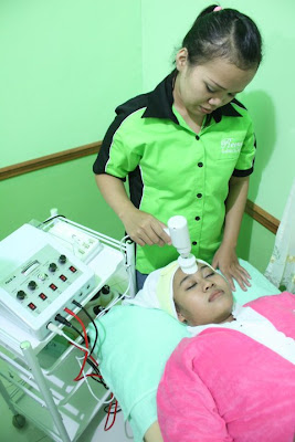 Reona Salon 'n Spa - Reona Beauty Instrument - Tarakan Borneo