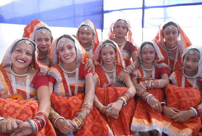 Attractive cultural programmes were organised on the concluding day of three-day Bihar Diwas 2010 celebrations at Gandhi Maidan in Patna on March 24, 2010.