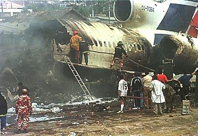 Avionpro Los Peores Accidentes De Aviones