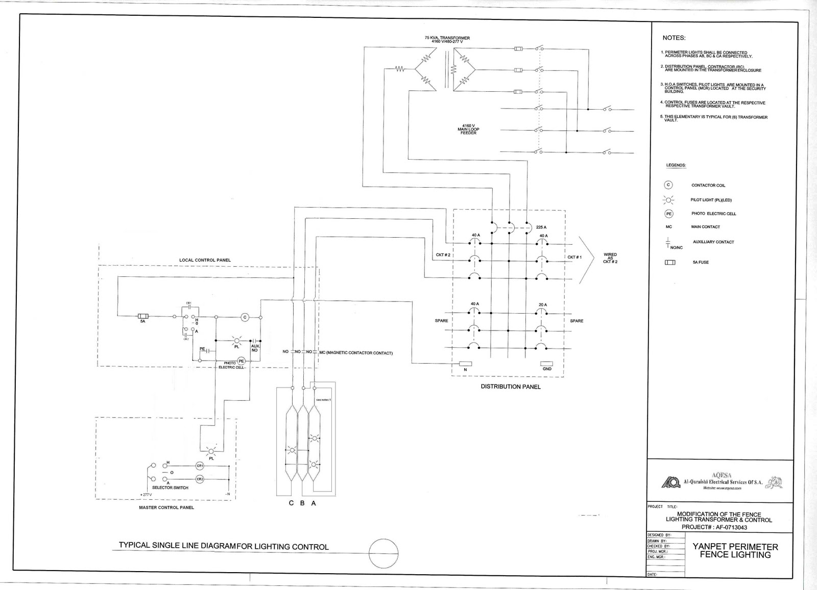 Electricalcircuit Hoa Switch Wiring Diagram For Lights Single Line