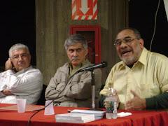 Los ponentes del Foro post Cumbre de Río