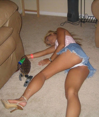dead girls passed out violated
