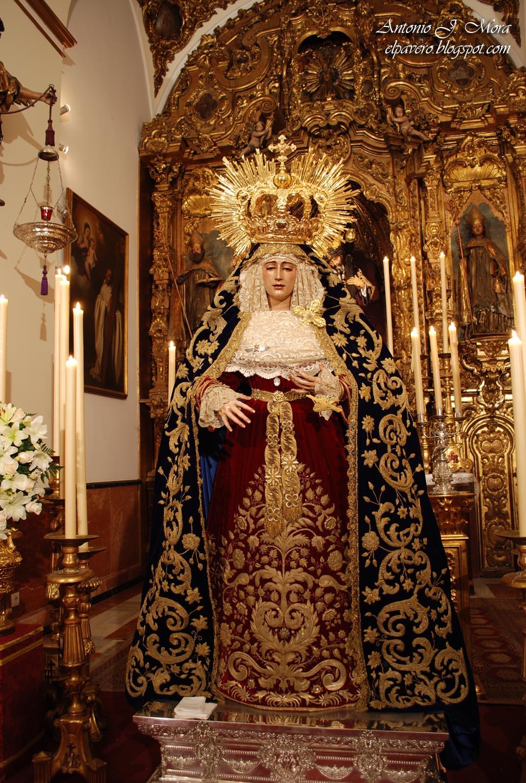 El Pavero Nuestra Se 241 Ora De Loreto Hermandad De San