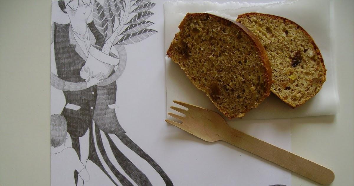 Cake Au Ble Noir Andouille Brocoli Chevre