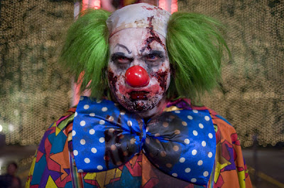 Clown im Zombieland