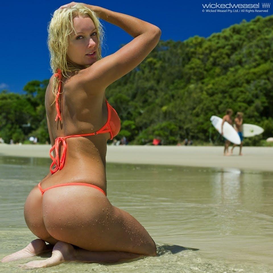 Super Hot Bikini Model 94