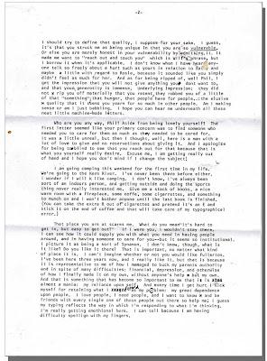 Philip K Dick Letters 31