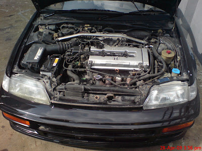 Race Parts Online: CRX half cut and full body parts