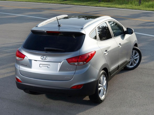 2011 hyundai ix35 details and video new cars. Black Bedroom Furniture Sets. Home Design Ideas