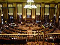 Georgia Capitol House Chamber