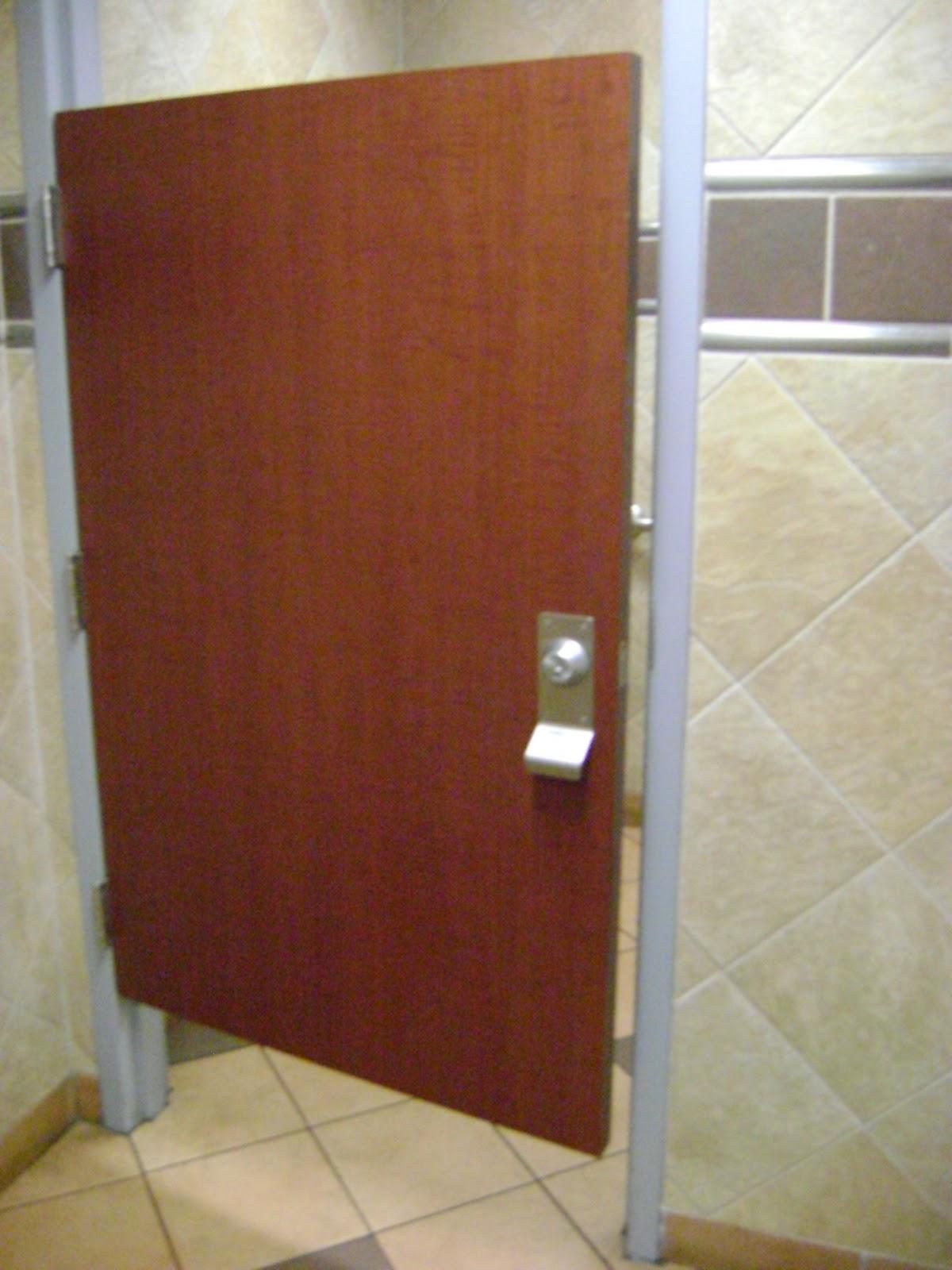 Toilet Stall Door