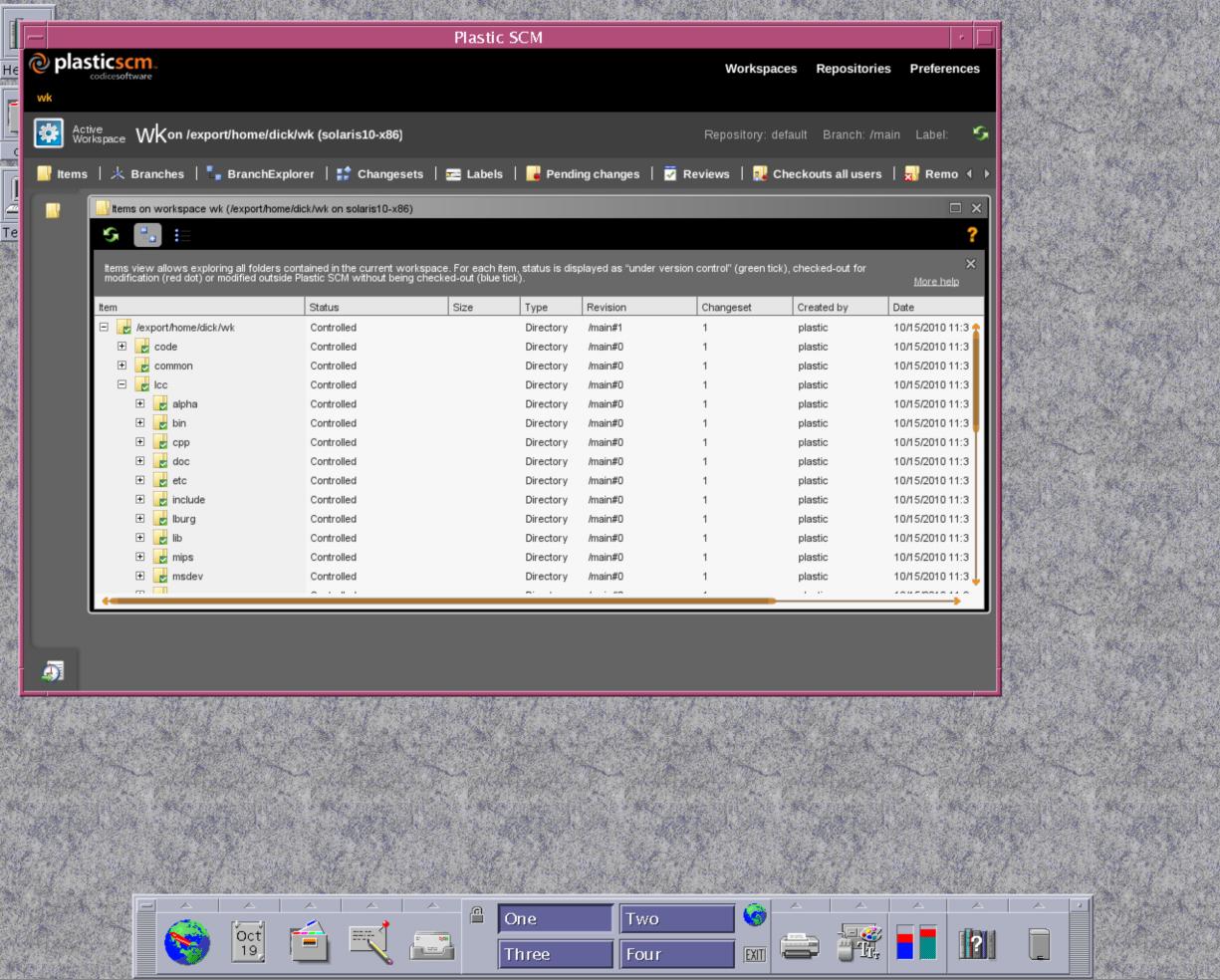 Plastic SCM blog: Welcome crazy monkeys!! - Mono on Solaris SPARC!