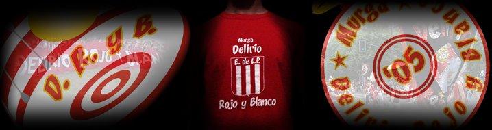 Delirio Rojo y Blanco