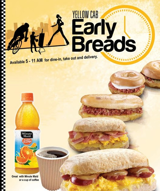 The Early Risers Catches Yellow Cab's EARLY BREAD!