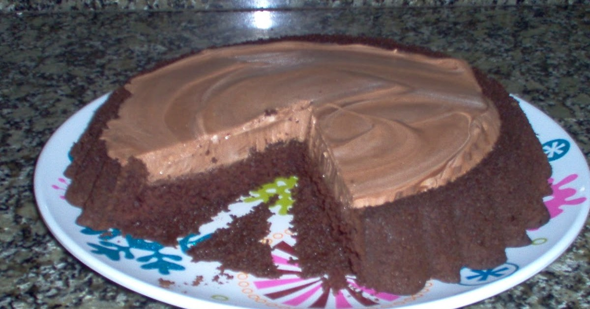 Easy Chocolate Mousse Filling Recipe