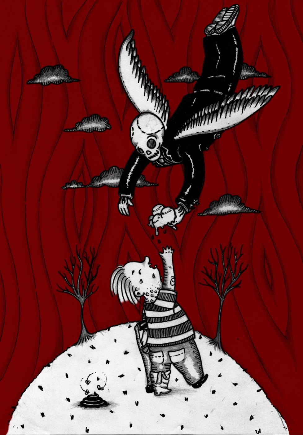 Un illustrazione di Francesco E.