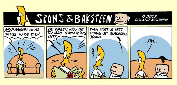 Spons & Baksteen