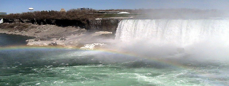World wonder - Niagara Falls - Canada - taken by Azra, 2007