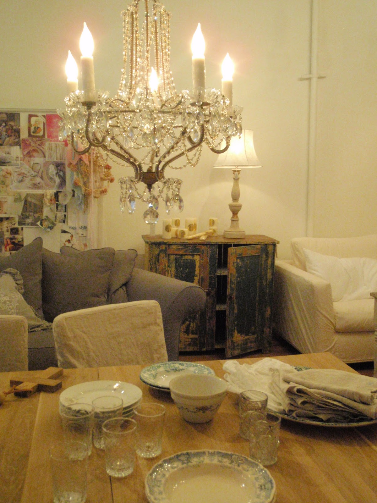 Shabby Chic Shop Hammers And High Heels: A Peek Inside Rachel Ashwell's ...