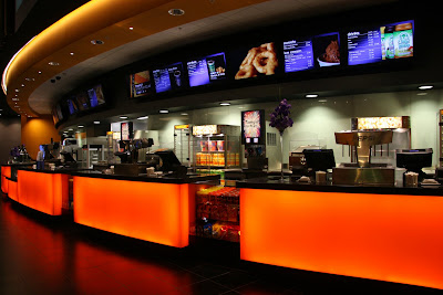 How to do cinemas well …